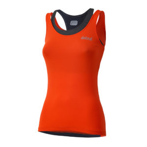 Highly breathable, stretchy technical top