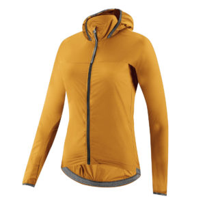 Light and breathable jacket