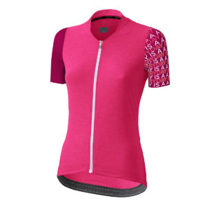 Sretchy technical jersey with a comfortable fit