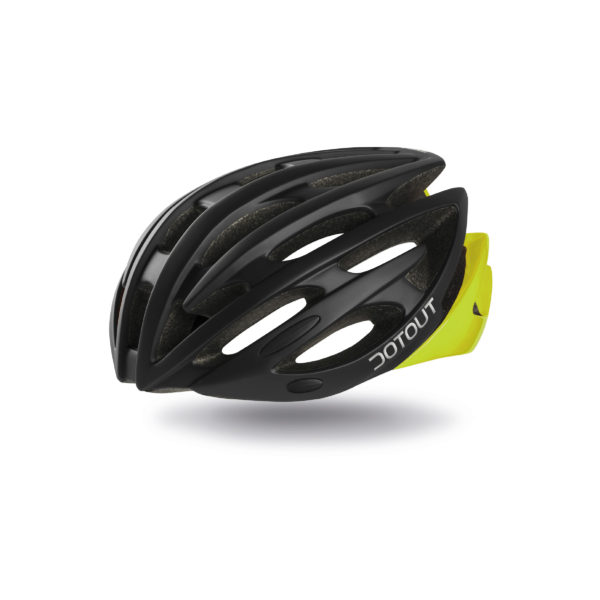 Lightweight and compact helmet with a wide range of use