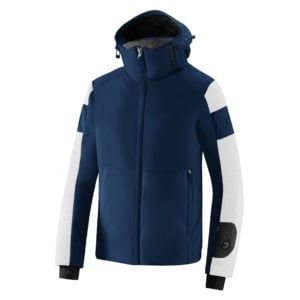 The Hero full-stretch waterproof jacket is designed for young skiers who know exactly what they want.