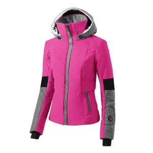 Glory  is a waterproof full stretch jacket designed for a demanding skier