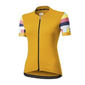 Stretchy technical jersey